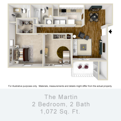themartinfloorplan