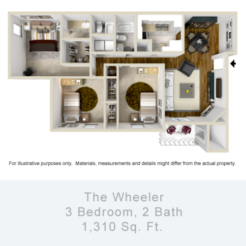 thewheelerfloorplan